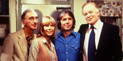 Robin's Nest tv sitcom British seriale komediowe