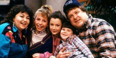 Roseanne tv sitcom Seriale komediowe