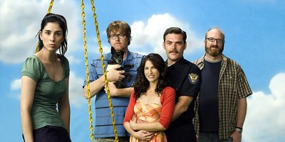 Sarah Silverman tv sitcom Seriale komediowe