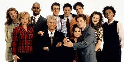 Spin City tv sitcom TV seriale komediowe - tv-sitcom