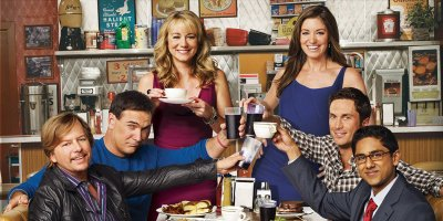 Rules of Engagement tv sitcom TV seriale komediowe - tv-sitcom