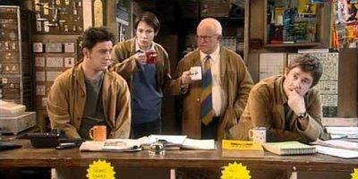 Sprzedawcy tv sitcom British seriale komediowe