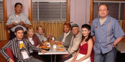 Stacja Corner Gas tv sitcom Seriale komediowe
