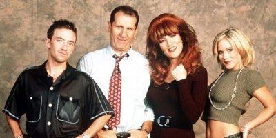 Świat według Bundych tv sitcom Best seriale komediowe