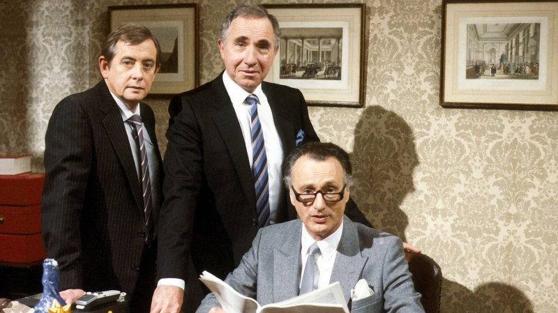 Tak, panie ministrze tv sitcom Best seriale komediowe