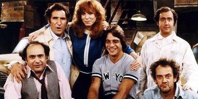 Taxi tv sitcom Seriale komediowe