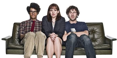 IT Crowd tv sitcom TV seriale komediowe - tv-sitcom