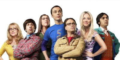 Big Bang Theory tv sitcom TV seriale komediowe - tv-sitcom