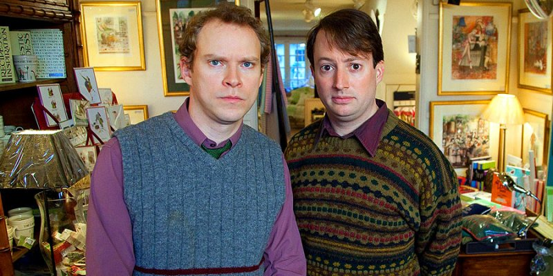 That Mitchell and Webb Look program skeczowy 2000s seriale komediowe