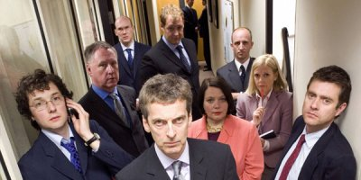 The Thick of It mockumentary TV seriale komediowe