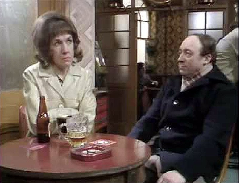 The Wackers tv sitcom British seriale komediowe