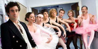 Green Wing tv sitcom TV seriale komediowe - tv-sitcom