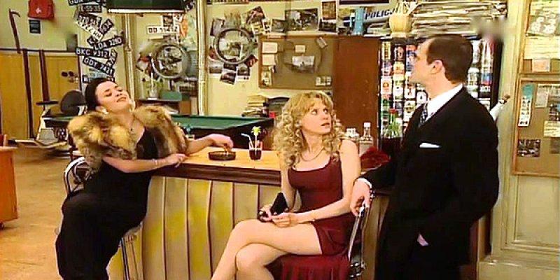 13 posterunek tv sitcom 2000