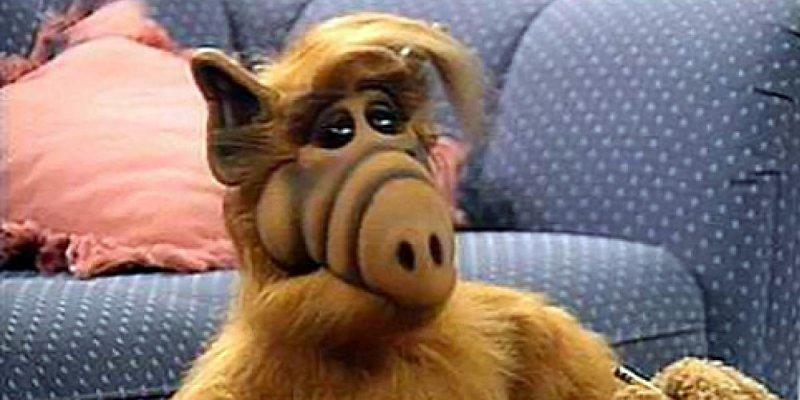 ALF tv sitcom 1989