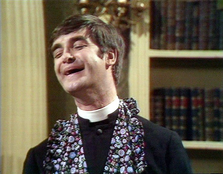 All Gas and Gaiters radiowy serial komediowy 1972