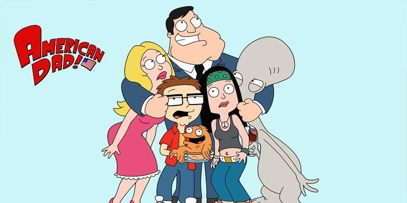 Amerykański tata tv seriale komediowe 2012