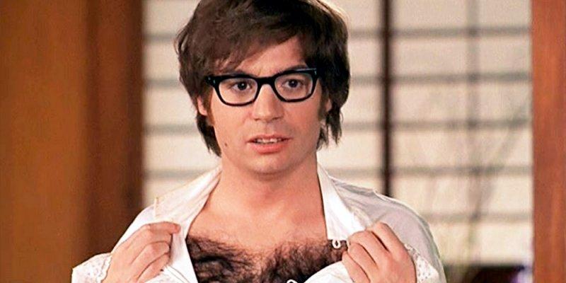 Austin Powers filmowa seria komediowa 2002