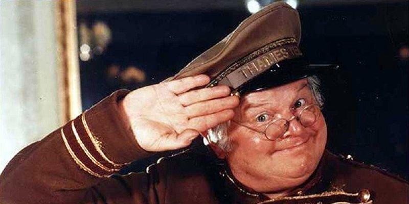 Benny Hill Show tv seriale komediowe 1989