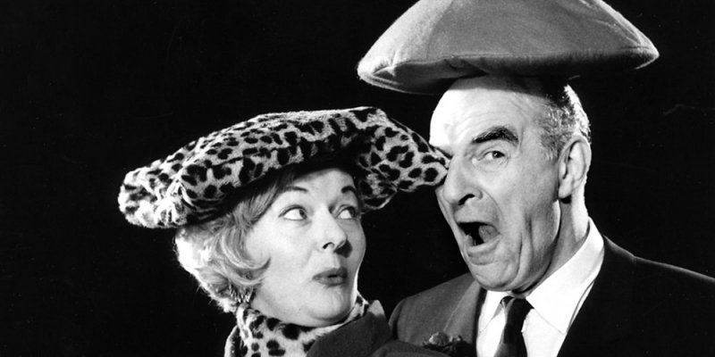 Beyond Our Ken radiowy serial komediowy 1964