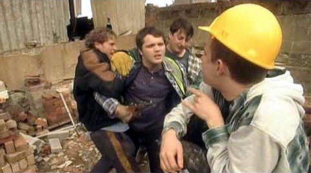 Bruiser tv seriale komediowe 2000