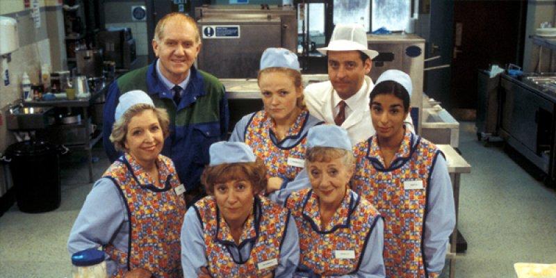 Bufetowe tv sitcom 1999