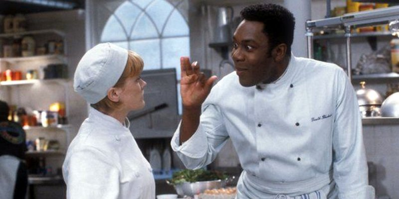 Chef! tv sitcom 1996