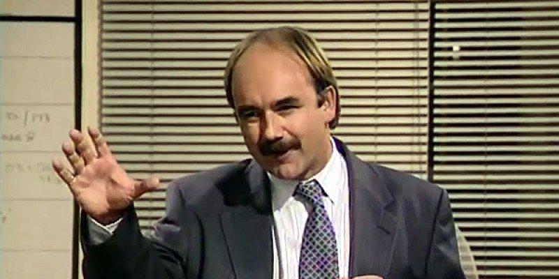 Cienka niebieska linia tv sitcom 1996