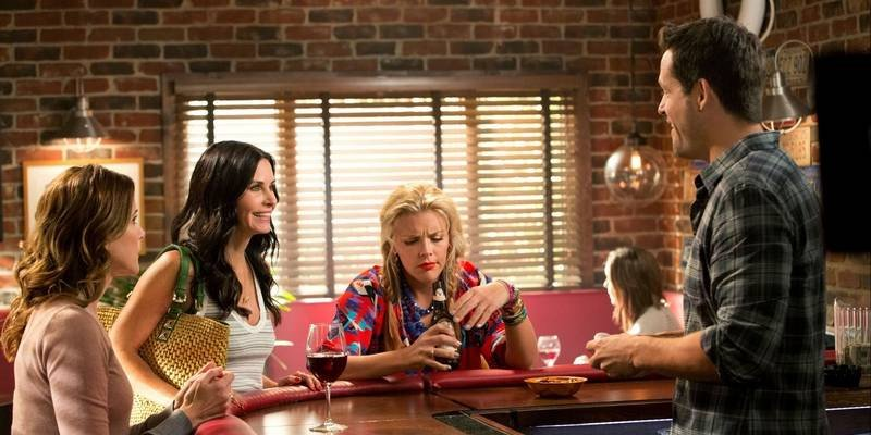 Cougar Town: miasto kocic tv sitcom 2013