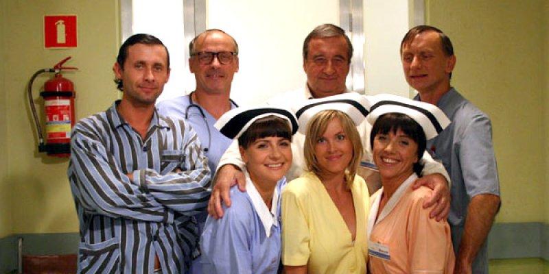 Daleko od noszy tv sitcom 2011