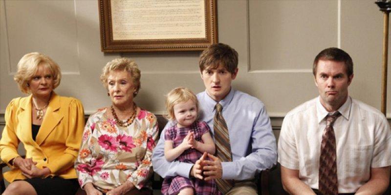 Dorastająca nadzieja tv sitcom 2012