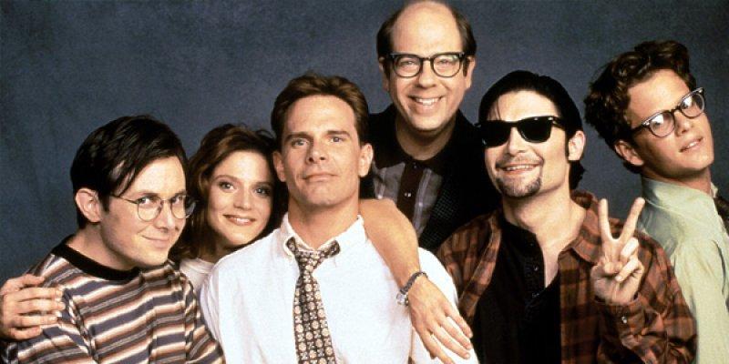 Dweebs tv sitcom 1995