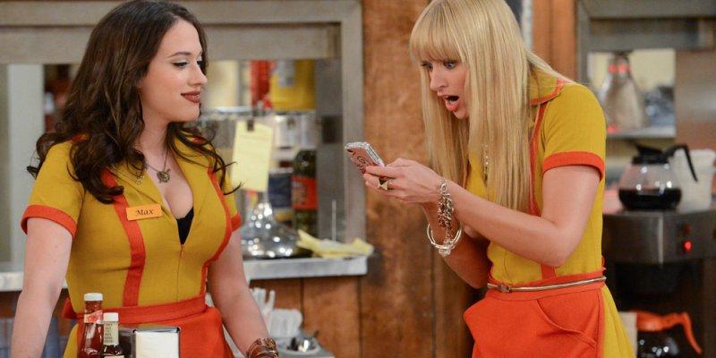 Dwie spłukane dziewczyny tv sitcom 2013