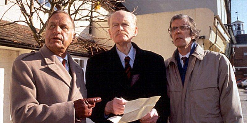 Dziedzictwo Reginalda Perrina tv sitcom 1996