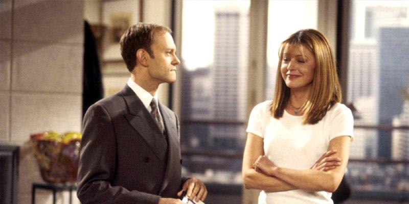 Frasier tv sitcom 2003