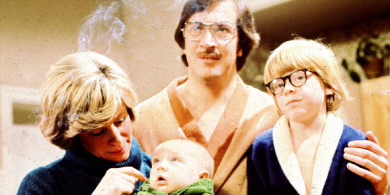 George i Mildred tv sitcom 1980