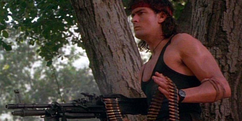 Hot Shots! filmowa seria komediowa 1993