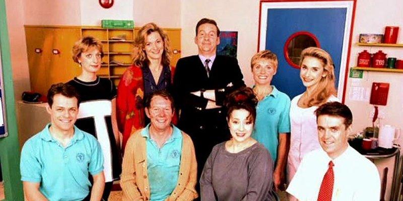 Imperium Brittasa tv sitcom 1997