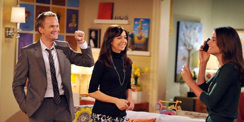 Jak poznałem waszą matkę tv sitcom 2012