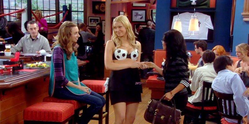 Jesteś tam, Chelsea? tv sitcom 2012