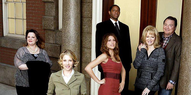 Kim jest Samantha? tv sitcom 2008
