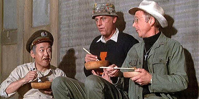 MASH tv sitcom 1982
