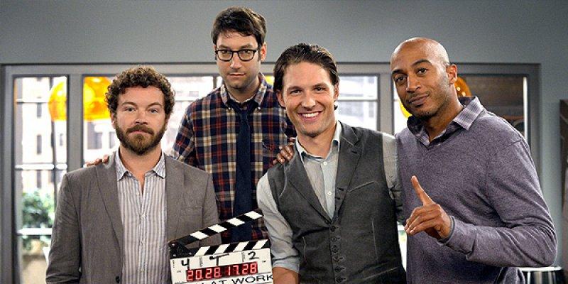 Męska robota tv sitcom 2013