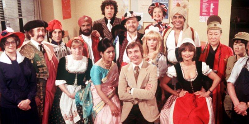 Mind Your Language tv sitcom 1986