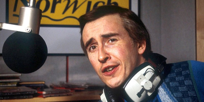 Mówi Alan Partridge tv sitcom 2002