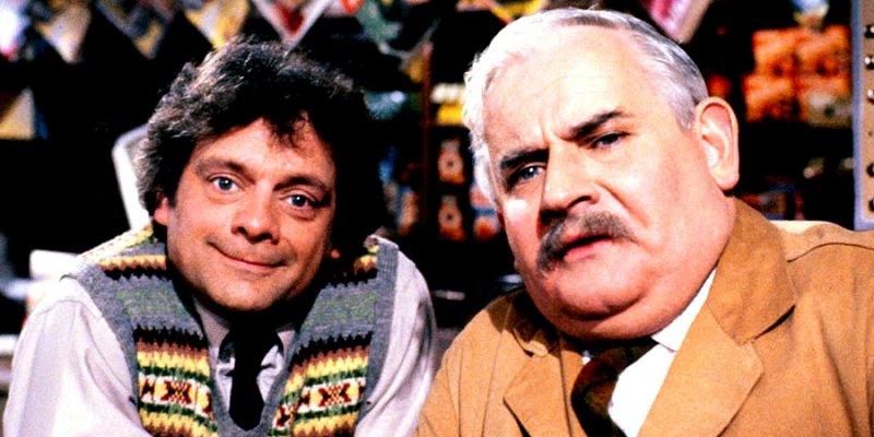 Nasz sklepik tv sitcom 1985