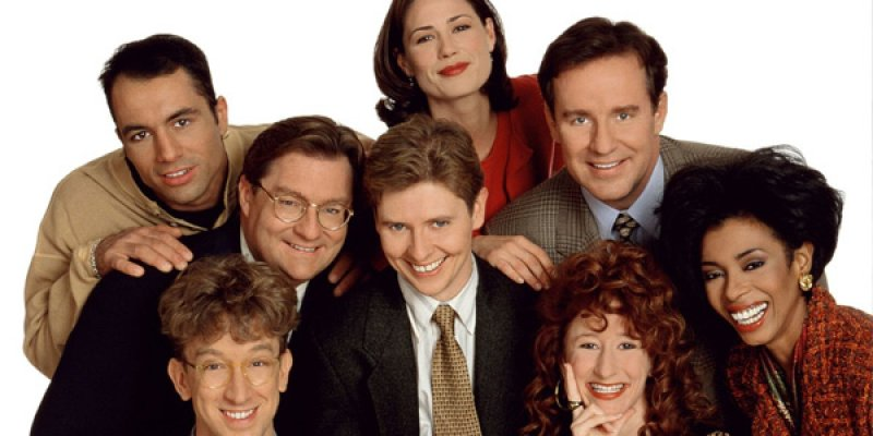 NewsRadio tv sitcom 1998