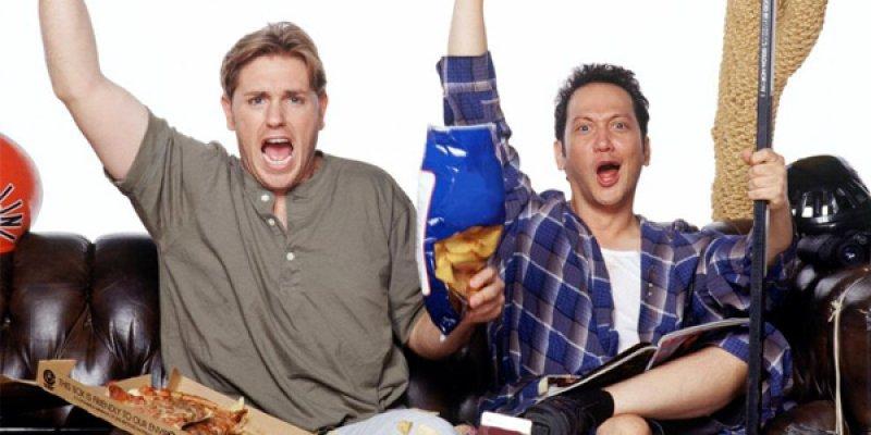Niegrzeczni faceci USA tv sitcom 1997