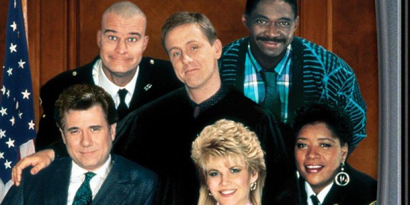 Night Court tv sitcom 1992