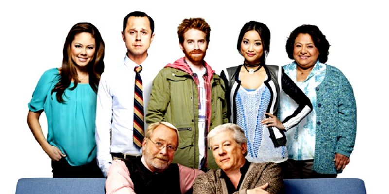 Ojcowie tv sitcom 2013