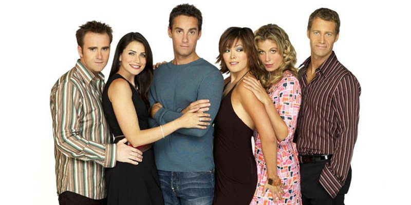 Para za parą tv sitcom 2003